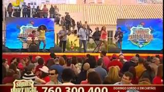 """Cantor JOSÉ REZA """"És uma brasa"""" em Cascais (TVI 29/3/2015) Contacto para Festas"""