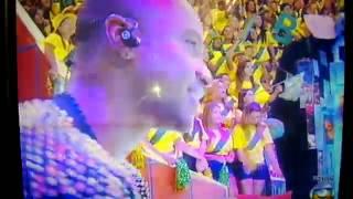 Anitta Show Das Poderosas No Caldeirão Do Huck