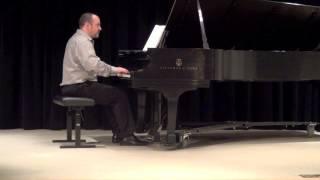 Georg Friedrich Handel, Gavotte and Variation