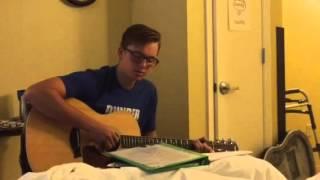 """Moon River by Charlie Glover Charlie singing For Nana, Nana & Papa's """"song""""❤️"""