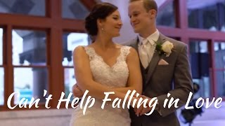 "Wedding First Dance Choreography | ""Can't Help Falling in Love"" by Haley Reinhart"