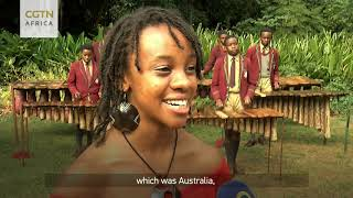 Zimbabwe breaks the marimba world Record