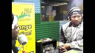 Nuel scroll live on interview with wazobia fm 95.1