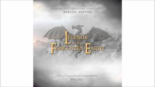 02 The Cursed Army -  Legends of the Forgotten Earth  - Phil Rey