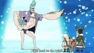One Piece - Franky dance