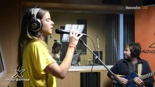 Exkluzívne v Rádiu Expres: Nela Pocisková -- So In Love (live)