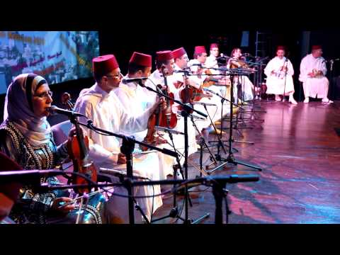 Ensemble Andaloussi de Tanger in Assilah 2010