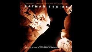 01. Hans Zimmer - Vespertilio [Batman Begins OST]