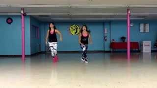 Piensas (Dime la Verdad) by Pitbull ft. Gente de Zona - Zumba Marta