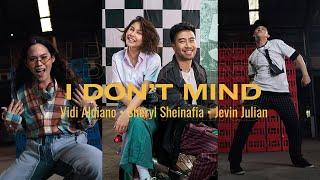 Vidi Aldiano, Sheryl Sheinafia, Jevin Julian - I Don't Mind (Official Vertical Video)