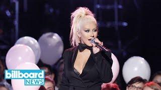 Christina Aguilera Announces Liberation Tour | Billboard News