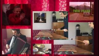 Twin Peaks Theme - marimba & accordion x-mas cover
