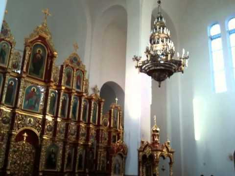Feofania Monastery in Kiev, Ukraine