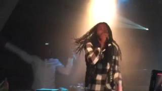 Gyptian- all on me live