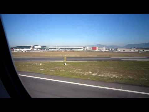 Turkish Airlines Landing Cape Town South Africa #6