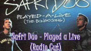 Safri Duo - Played A live (Radio Cut)