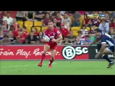 Quade Cooper Tribute – M Black-Crush – Dubstep Remix