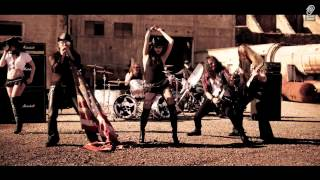 DEVIL'S TRAIN - American Woman (The Guess Who Cover) (Official Video)