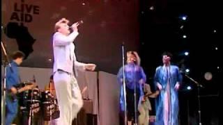 David Bowie - Rebel rebel LIVE AID 1985