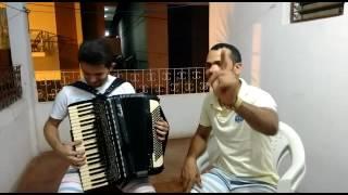 Edigley forrozeiro e Fernandinho do acordeon