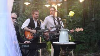 Seth Glier - Electricity (performed at Sheri and Mary Ellen's Wedding)