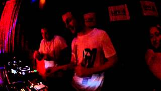 VΛMOS ΛRT @ Tap Tab Club // Schaffhausen // Switzerland // 12.12.14