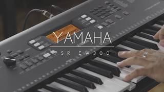 Yamaha PSR EW300 Demo