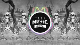 SPOOKY SCARY SKELETONS (Noxuu Trap Remix) [LYRICS]
