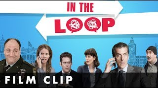 In The Loop - The Crossest Man In Scotland