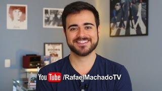 SEJA BEM-VINDO AO MEU CANAL! - YouTube.com/RafaelMachadoTV