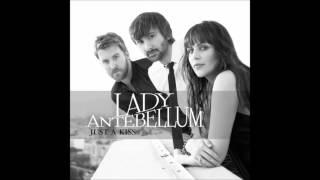 Lady Antebellum - Just A Kiss (AUDIO)
