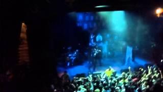 Xavier Wulf - Thunder Man live HOB 6.3.15