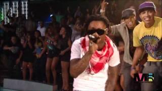 Lil Wayne A Milli Live On MTV ® HD!
