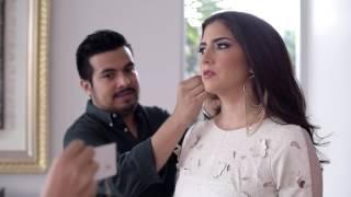Daniela Guzmán - Virar la pagina ( backstage Videoclip)