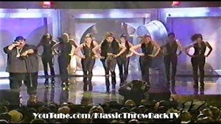"Brandy feat. Big Pun, Fat Joe - ""Top Of The World Rmx"" Live (1998)"