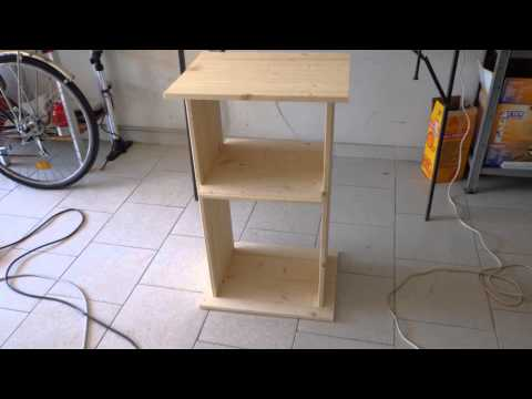 Come costruire una consolle porta tv fai da te mania - Porta tv fai da te ...