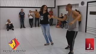 João Paulo Jota e Fernanda Oliveira - Improviso de Zouk no OverZouk 2018