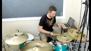 Sia (feat. Kendrick Lamar) - The Greatest - Drum Cover - Studio Quality (HD)
