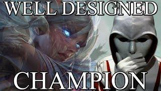 Well Designed Champion 3