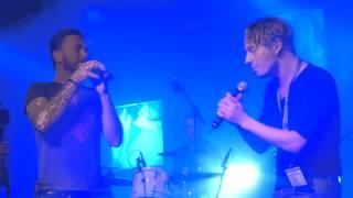 Jim Kroft & Livingston - Dream and Drown @ Markthalle Hamburg