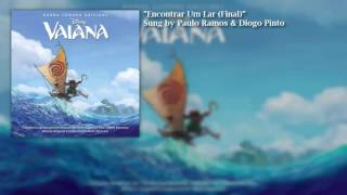 Moana - We know the way (Finale) - EU Portuguese Soundtrack HQ