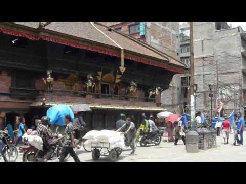 Kathmandu, Indra Chowk 2012 – Nepal