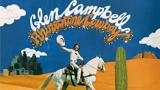 Rhinestone Cowboy - Glen Campbell - Lyrics/บรรยายไทย