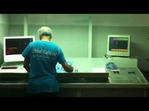 Eymen Ajans - Matbaa Baskı Makinası