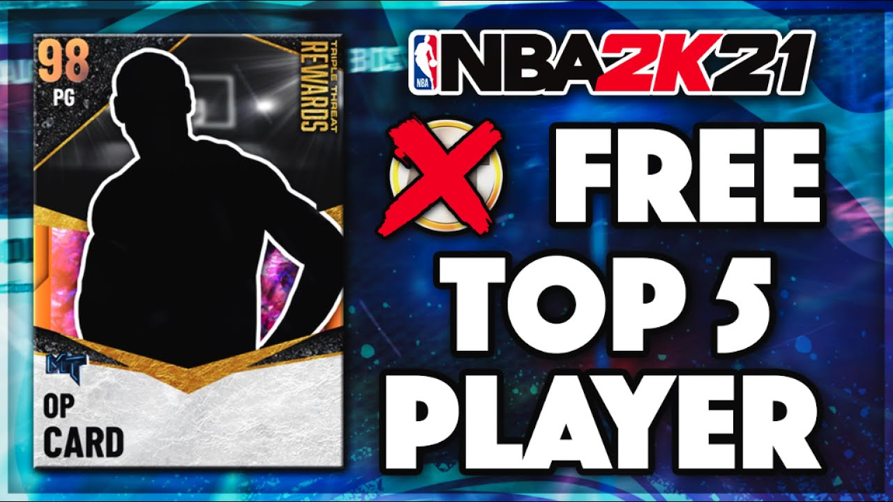 DBG - THIS FREE HIDDEN GALAXY OPAL CARD IS ONE OF THE BEST CARDS YOU CAN GET IN NBA 2K21 MyTEAM!!