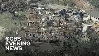 Tornado rips through Dallas, destroying homes and businesses