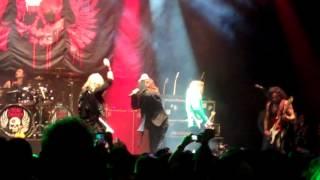 The Dead Daisies - Devil Out Of Time, Mexico City, El Plaza Condesa, 21 Julio 2017