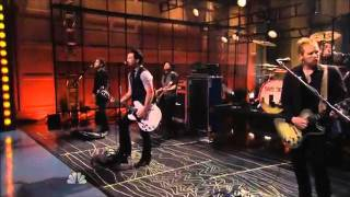 David Cook - The Last Goodbye (Live on Leno)