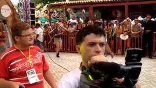 Dejobson & Forro do Dam- Programa Festa ña Roça TV Tambaú SBT- música inédita
