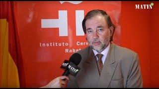Déclaration de Javier Galván Guijo, directeur de l'Institut Cervantes de Rabat